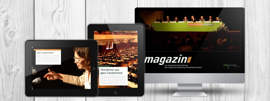 Online-Magazin Regionenmarketing